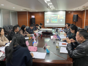 The IPRCC Holds the 8th Promotion Meeting of the East Asia Poverty Reduction Cooperation Pilot Project